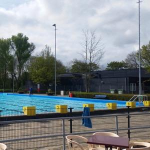 Zwembad De Vliet bij minder weer – Versie 2