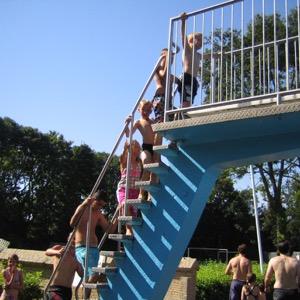 Zwembad De Vliet de hoge