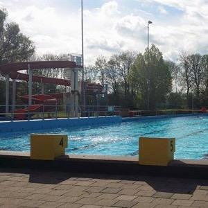 Zwembad De Vliet de ochtend sessie