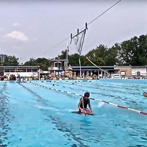 Zwembad De Vliet evenement