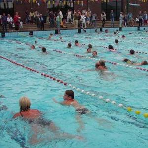 Zwembad De Vliet zwemvierdaagse