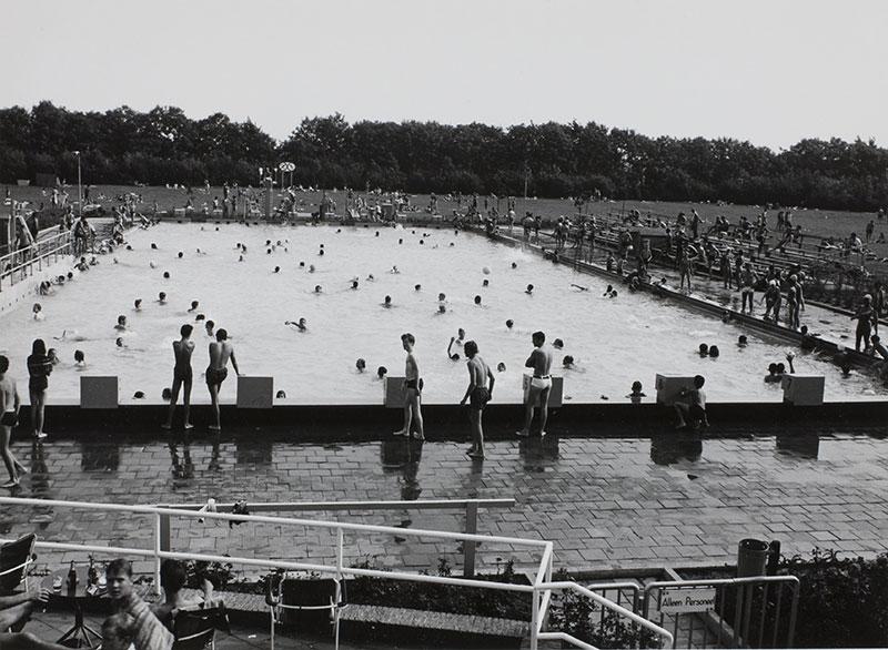 Zwembad De Vliet jaren '60