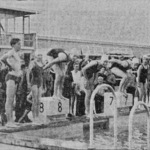 Zwembad De Vliet van weleer